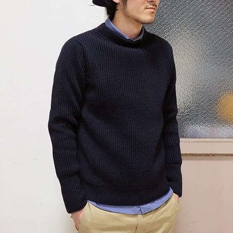 Sailor Sweater Crew Neck アンデルセン *** ANDERSEN-ANDERSEN アンデルセン (レディース) *送料無料* (#AD-002)