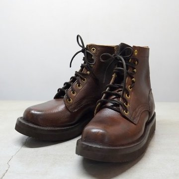 GRIZZLY BOOTS(グリズリー ブーツ) BLACK BEAR -HORWEEN BROWN-
