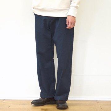 【40% off sale】ALLEGE(アレッジ)/ COTTON VELVET PANTS -NAVY- #AH16W-PT03