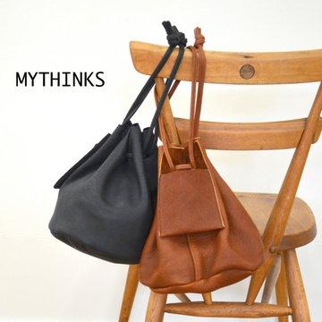 MYTHINKS(マイシンクス) MY ELK BUCKET M -2色展開-