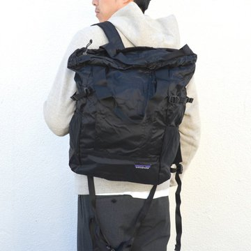 patagonia(パタゴニア) / LW Travel Tote Pack 22L -BLACK- #48808