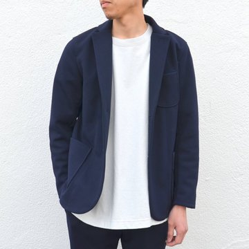 【17 SS】 Curly(カーリー) TRACK JACKET -NAVY- #171-36011