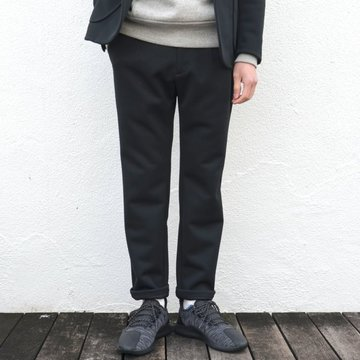 【17 SS】 Curly(カーリー) TRACK TROUSERS -BLACK- #171-43011