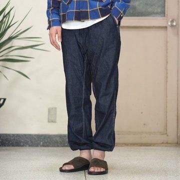 【2017 SS】NEEDLES (ニードルス)  Samue Pant [6.5oz Denim] -INDIGO- #VD041