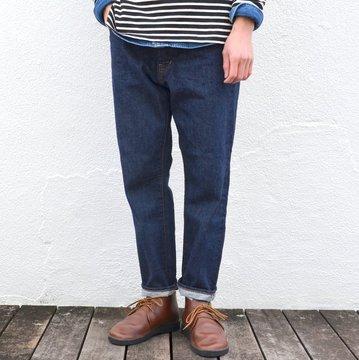 Ordinary fits(オーディナリーフィッツ) 5POCKET ANKLE DENIM one wash-INDIGO- #OM-P0200W