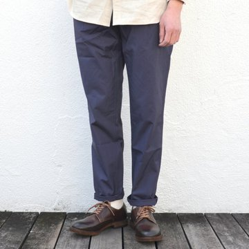 【30% off sale】S.E.H KELLY(エス・イー・エイチ・ケリー)/ NORTHERN IRISH SHOWER-PROOF COTTON STANDARD PANT -(39)NAVY- #5113036