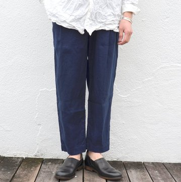 CASEY CASEY(ケーシーケーシー)/ ALB PANT -NAVY- #08HP96