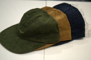 BATTENWEAR CORDUROY CAP- 3色展開 - #FW18601C