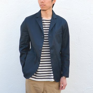 toff(トフ) / CHINO CLOTH 3B WORK JACKET -NAVY- #17STJK01