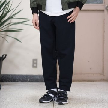 toff(トフ) / DRAWCORD SWEAT TROUSERS -NAVY- #17STPT05