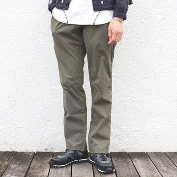 alk phenix(アルクフェニックス) / crank pants /karu stretch -OLIVE- PO712PA05