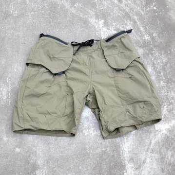 alk phenix(アルクフェニックス) / zak shorts /karu stretch -OLIVE- #PO712SP01