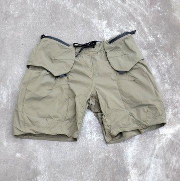 alk phenix(アルクフェニックス) / zak shorts /karu stretch -OLIVE- #PO712SP01
