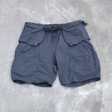 alk phenix(アルクフェニックス) / zak shorts /karu stretch -BLACK- #PO712SP01