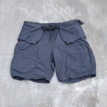 alk phenix(アルクフェニックス) / zak shorts /karu stretch -BLACK- #PO712SP01
