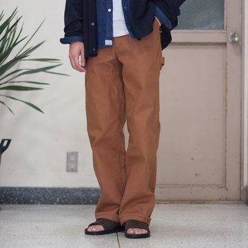 【2017 SS】7 × 7 / seven by seven ( セブン バイ セブン )  PAINTER PANTS - RENGA -  #SS2017-7x7PP