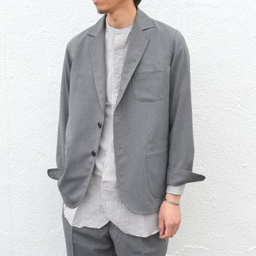 MOJITO(モヒート)/ RITS JACKET Bar.2.1 -(19)GRAY- #2071-2202