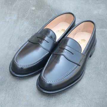 Alden(オールデン)/Penny Loafer(CORDOVAN) -BLACK-  #99362