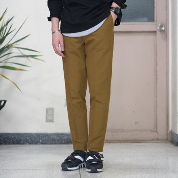 BROWN by 2-tacs (ブラウンバイツータックス) TIGHT SLACKS -COYOTE-  #B17-P004