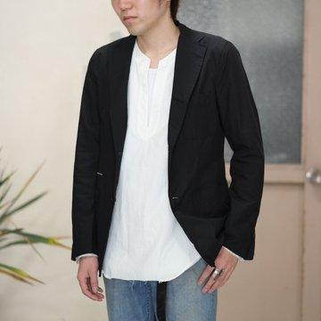 【2017 SS】TAKAHIRO MIYASHITA The SoloIst.(タカヒロミヤシタ ザ ソロイスト) sport jacket. -BLACK- #swj0001SS17
