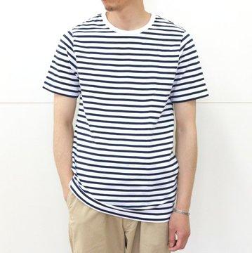 Merz b. Schwanen(メルツ・ベー・シュヴァーネン)/ army shirt 1/4 open -2色展開- #2M15