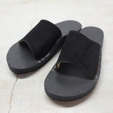 JUTTA NEUMANN(ユッタ・ニューマン)/SIMONE+BIRKEN SOLE -BLACK-