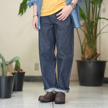 orSlow(オアスロウ) DAD'S DENIM PANTS  -Denim Rigid- #01-1010-80
