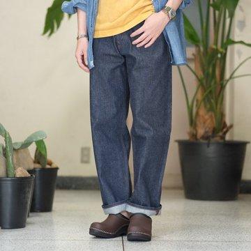 orSlow(オアスロウ) DAD'S DENIM PANTS  -Denim Rigid- #01-1010-80