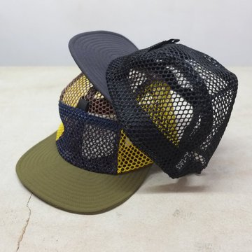 BROWN by 2-tacs (ブラウンバイツータックス) SUMMER CAP - 2色展開(OLIVE,BLACK)- B17-C001