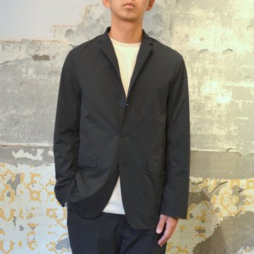 【17 AW】 DESCENTE PAUSE(デサント ポーズ)/ PACKABLE JACKET -BLK- DUI3650