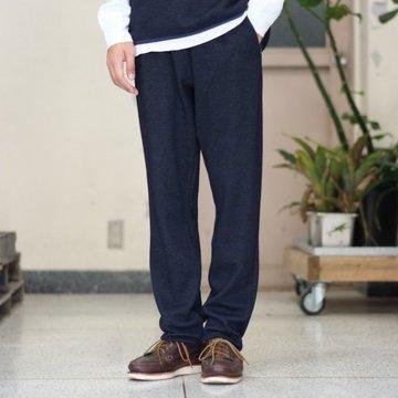【2017 AW】NEEDLES (ニードルス)  Seam Pocket Pant [W/R/Pe Kersey Jacquard] -NAVY- #BG081