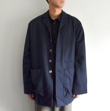 too good(トゥーグッド) / THE PHOTOGRAPHER JACKET FELTED LAMBSWOOL MW -STORM- #62033100