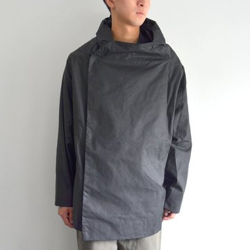 too good(トゥーグッド) / THE BEEKEEPER JACKET WAXED COTTON -FLINT- #62033290