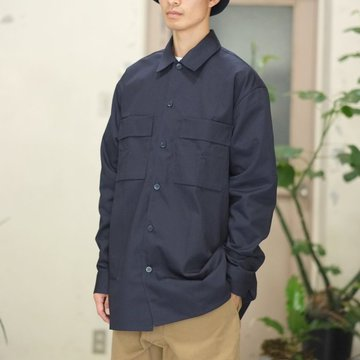 Acne Studios(アクネストゥディオズ)  Houston H Tw PAW17 -Navy-  #21W173