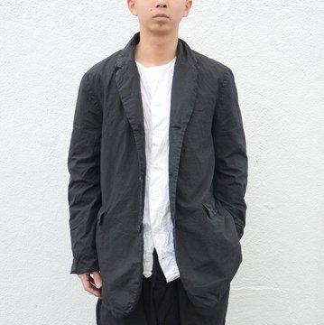 CASEY CASEY(ケーシーケーシー)/ PAPER JACKET -BLACK-