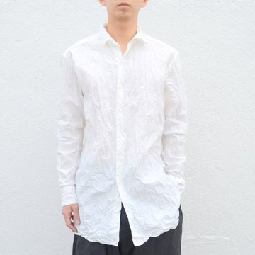【2018 SS】CASEY CASEY(ケーシーケーシー)/ PAPER SHIRT -NATURAL- #10HC53
