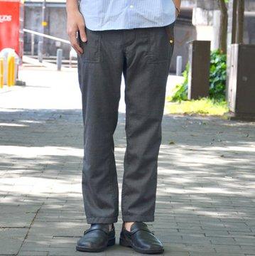 ohh!nisica(オオニシカ)/ ベイカーパンツ -GRAY- #ONI-079