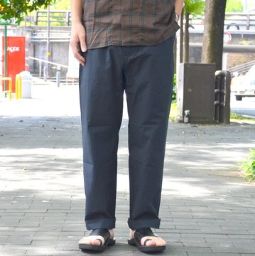 【2018 SS】  EEL products(イ—ルプロダクツ)/ SUN PANTS -(27)NAVY- #E-16231