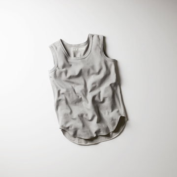 【18 SS】Curly(カーリー) AZTEC TANK -3色展開(White,Lt Gray,Black)- #182-00041