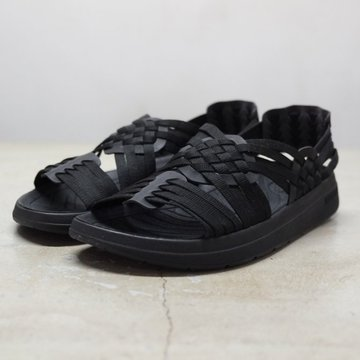MALIBU SANDALS(マリブサンダルズ)  CANYON 【NYLON WEAVE】 -BLACK/BLACK-