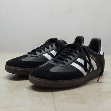 adidas(アディダス)/ SAMBA FB -コアブラック/ランニングホワイト/コアレッド S17- #CQ2094
