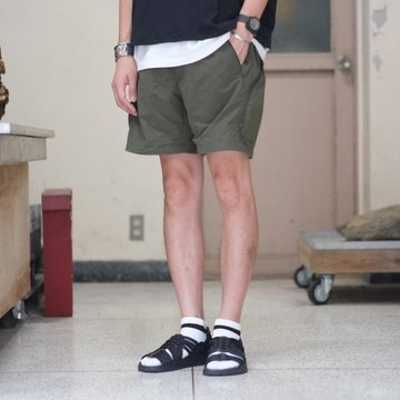 【2018 SS】 DESCENTE (デサント)/ 6 POCKETS ZIP SHORT PANTS -DOLV- #DLMLJG81S