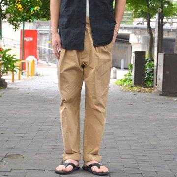 【2018 SS】 A VONTADE(ア ボンタージ) Gurkha Trousers -#2 KHAKI- #VTD-0386-PT
