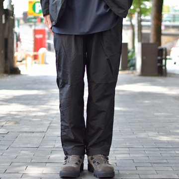 TEATORA(テアトラ)/Wallet Pants RESORT Packable-BLACK- TT-004R-P