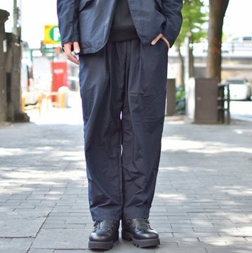 TEATORA(テアトラ)/Wallet Pants RESORT Packable-NAVY- TT-004R-P