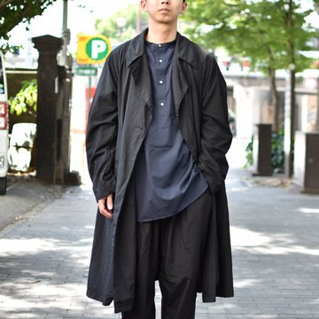 【2018 AW】 TEATORA(テアトラ)/Device Coat Packable -BLACK- TT-102-P