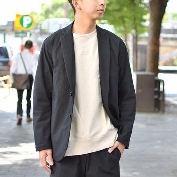 【2018 AW】 TEATORA(テアトラ)/Wallet JKT Solomodule -BLACK- #TT-204-SM