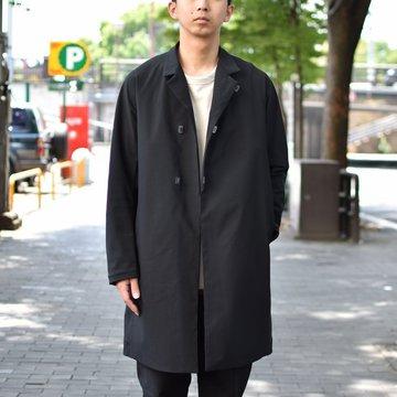 【2018 AW】 TEATORA(テアトラ)/Wallet Caot Solomodule -BLACK- #TT-101-SM