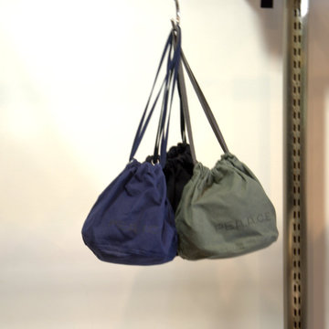 ARTS & CRAFTS(アーツ・アンド・クラフツ) FRENCH MILITARY / DRAWSTRINGS POUCH S 1102604