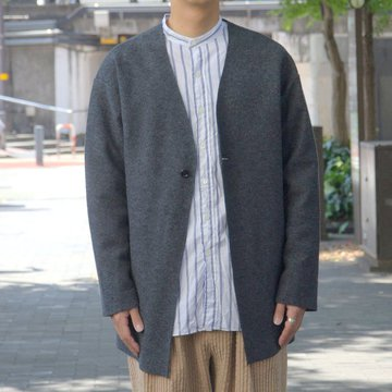 【2018 AW】EELproducts(イ—ルプロダクツ) イージーカーデ E-18571-GR
